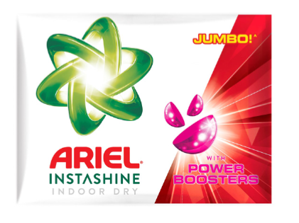 Ariel Powder Detergent In door Dry (Assorted Sizes)