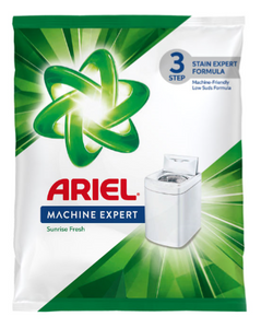 Ariel Powder Detergent Machine Expert Sunrise Fresh (Assorted Sizes)
