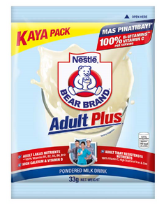 Bear Brand Adult Plus (Assorted Sizes)