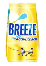 Load image into Gallery viewer, Breeze Laundry Detergent Active Bleach (Assorted Sizes)