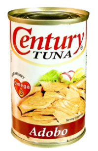 Century Tuna Flakes 155g (Assorted Flavors)