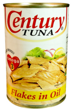 Load image into Gallery viewer, Century Tuna Flakes 155g (Assorted Flavors)