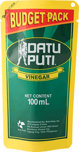 Datu Puti White Vinegar (Assorted Sizes)
