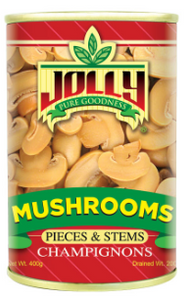Jolly Mushroom & Stems (Assorted Sizes)