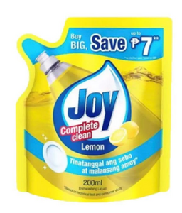 Joy Dishwashing Liquid Lemon (Assorted Sizes)