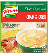 Load image into Gallery viewer, Knorr Crab & Corn (Assorted Sizes)