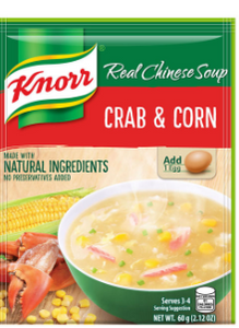 Knorr Crab & Corn (Assorted Sizes)