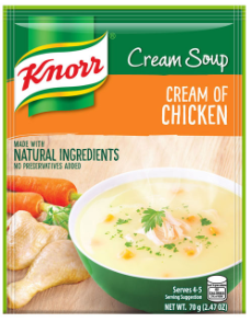 Knorr Cream Soup 70g (Assorted Flavors)