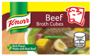 Knorr Cubes Beef (Assorted Sizes)