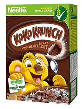 Load image into Gallery viewer, Nestle KokoKrunch Cereal (Assorted Sizes)
