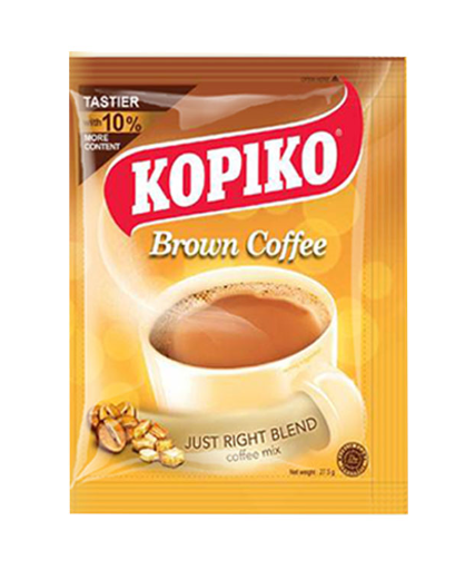Kopiko Brown Coffee 3-in-1 (Assorted Sizes)