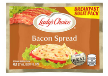 Load image into Gallery viewer, Lady's Choice Bacon Spread (Assorted Sizes)