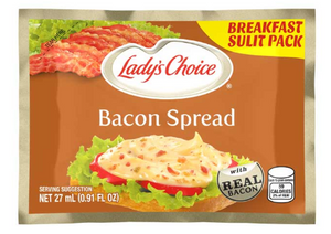 Lady's Choice Bacon Spread (Assorted Sizes)