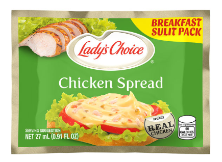 Lady's Choice Chicken Spread (Assorted Sizes)
