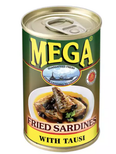 Mega Fried Sardines 155g (Assorted Flavors)