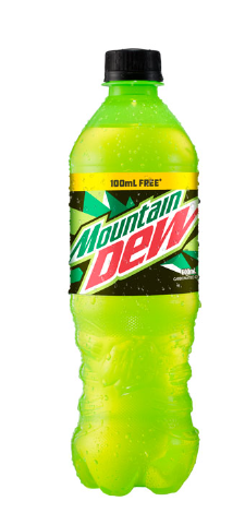 Mountain Dew (Assorted Sizes)