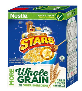 Nestle Honey Stars Cereal (Assorted Sizes)