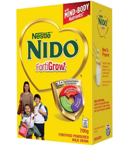 Nido Fortigrow Full Cream Powdered Milk Drink (Assorted Sizes)