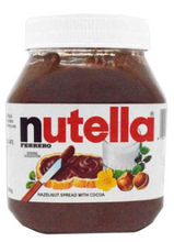 Load image into Gallery viewer, Nutella Hazelnut Spread (Assorted Sizes)