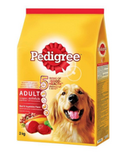 Load image into Gallery viewer, Pedigree Adult Beef Dry Dog Food (Assorted Sizes)