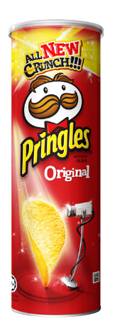 Pringles 107g (Assorted Flavors)