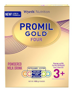 Promil Gold Four Milk (Assorted Sizes)