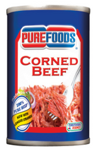 Load image into Gallery viewer, Purefoods Corned Beef (Various Sizes)