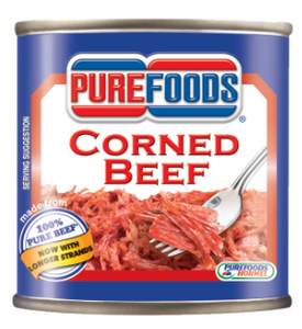 Purefoods Corned Beef (Various Sizes)