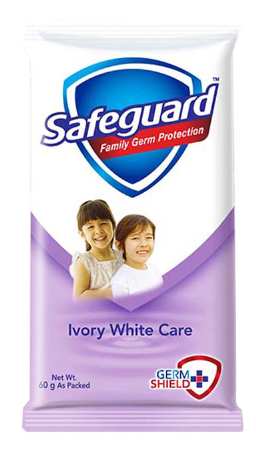 Safeguard Ivory White Bath Soap (Assorted Sizes)