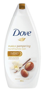 Dove Body Wash Purely Pampering Shea Butter with Warm Vanilla
