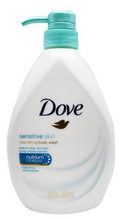 Load image into Gallery viewer, Dove Sensitive Skin Nourishing Body Wash (Assorted Sizes)