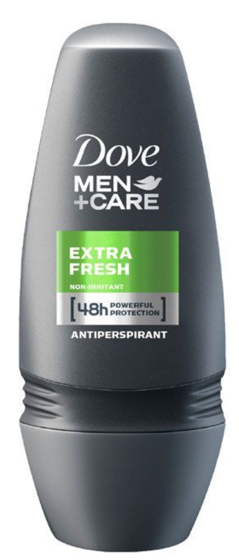 Dove Men Roll On Deodorant Extra Fresh 40ml