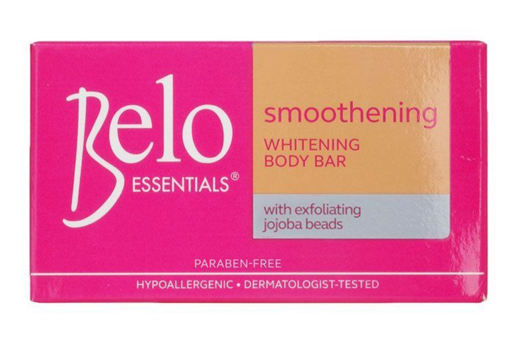 Belo Body Soap Smoothening Pink Bar 135g