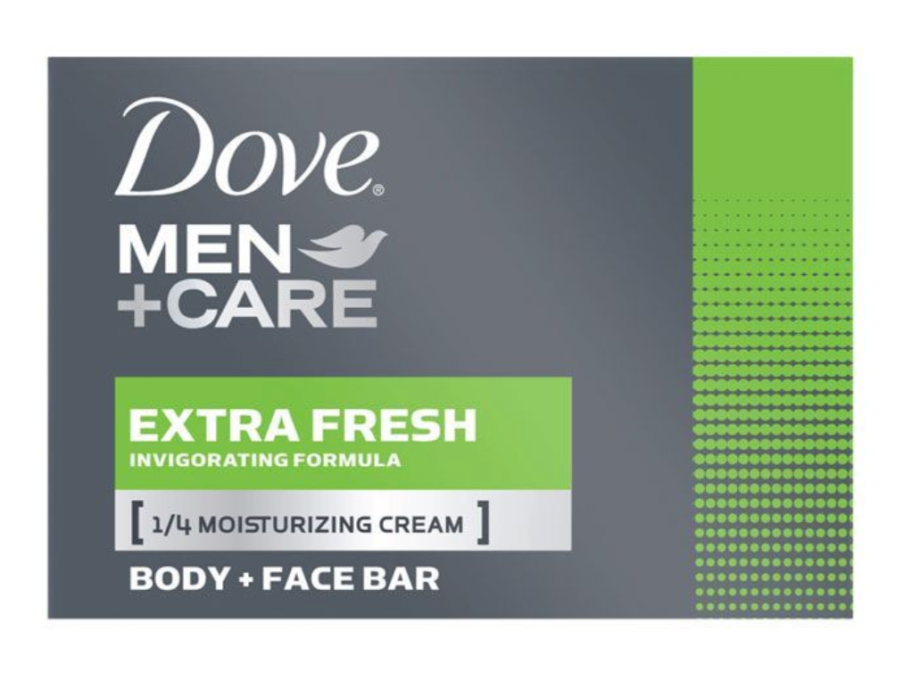Dove Men Bath Soap Extra Fresh