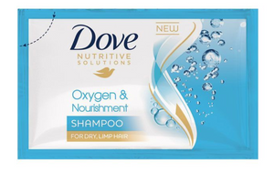 Dove Shampoo Nutritive Solutions Oxygen and Nourishment (Various Sizes)