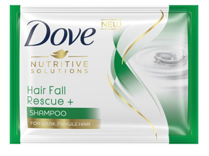 Dove Shampoo Nutritive Solutions Hair Fall Rescue (Various Sizes)