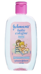 Johnson's Baby Cologne Playtime Slide (Various Sizes)