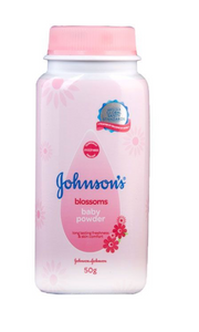 Johnson's Baby Powder Pink Blossoms (Various Sizes)