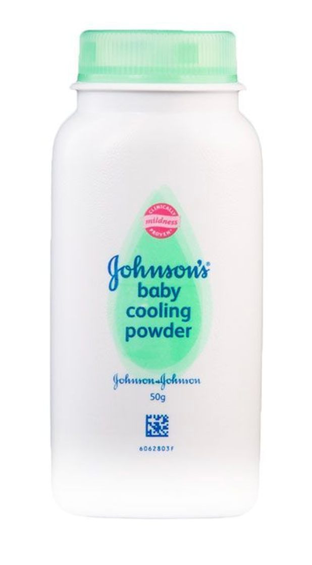 Johnson's Baby Cooling Powder 50g