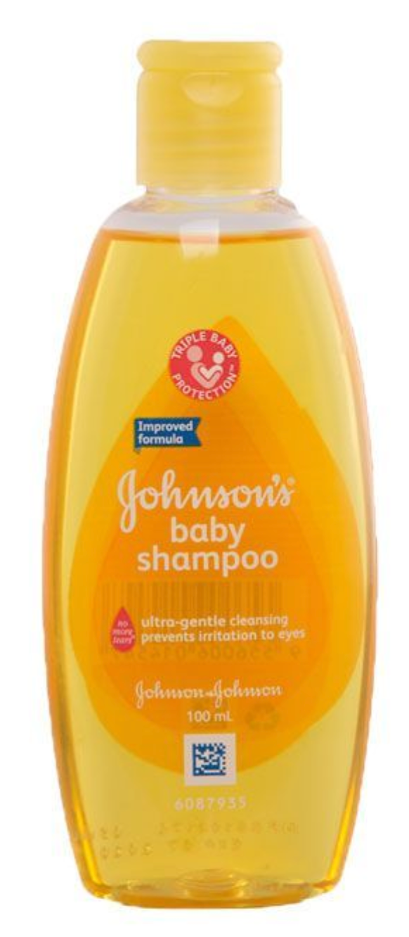 Johnson's Baby Shampoo (Various Sizes)