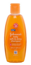 Load image into Gallery viewer, Johnson's Baby Shampoo Soft and Shiny (Various Sizes)