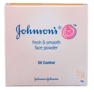 Johnson's Facial Powder Beige 10ml