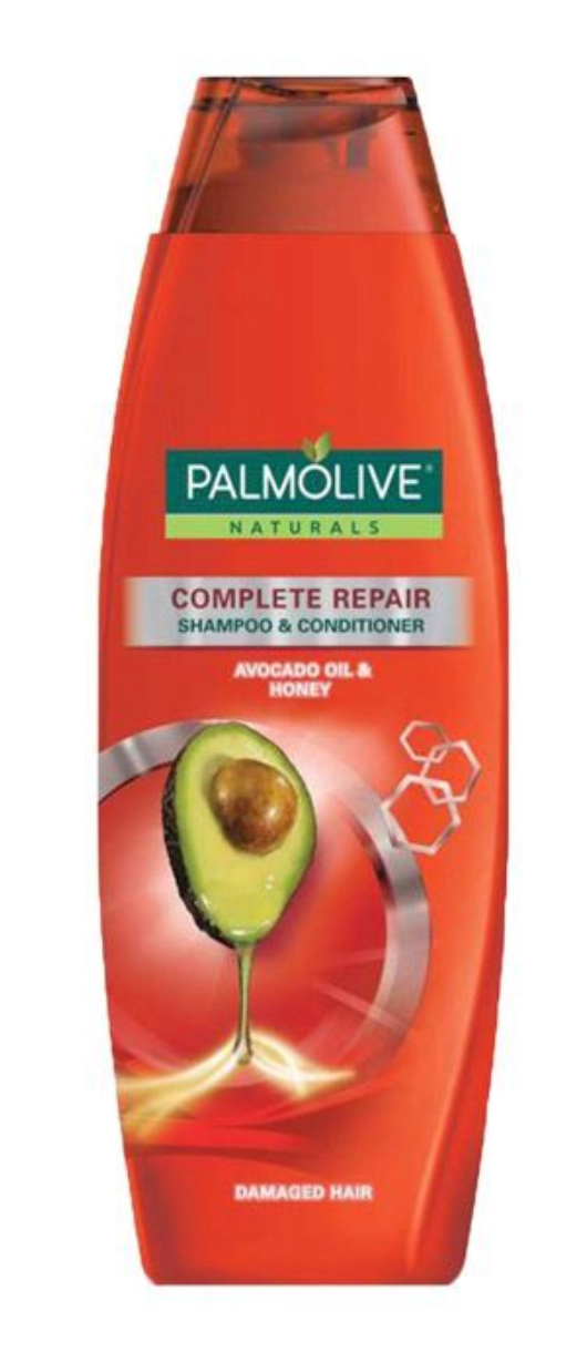 Palmolive Naturals Complete Repair Shampoo and Conditioner Avocado Oil and Honey 180ml