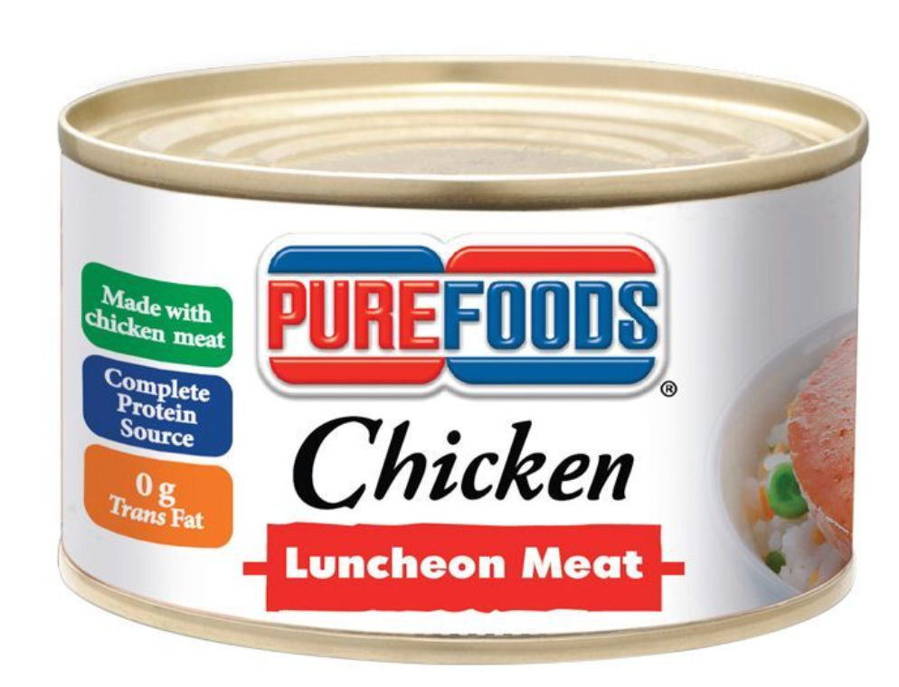 Purefoods Chicken Luncheon Meat 360g