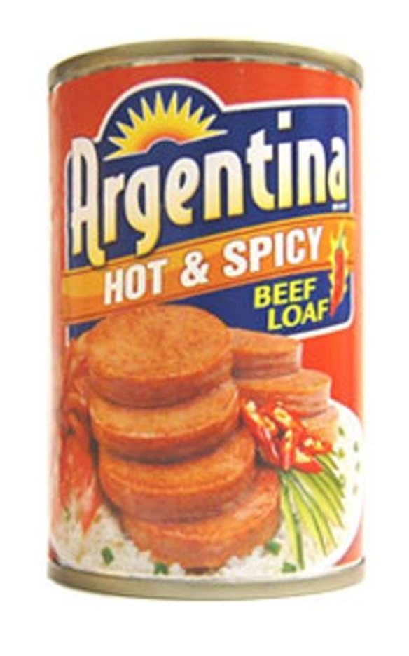 Argentina Beef Loaf Hot and Spicy 150g