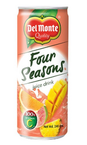 Del Monte Four Seasons Juice Drink 240ml