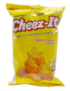 Cheez-It Cheese Flavored Crackers 60g