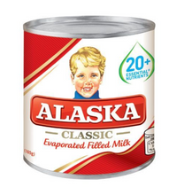 Load image into Gallery viewer, Alaska Classic Evaporated Milk (Assorted Sizes)