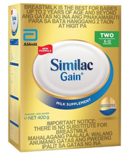Load image into Gallery viewer, Similac Gain Two 6-12 Months (Assorted Sizes)