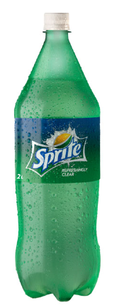 Sprite (Assorted Sizes)